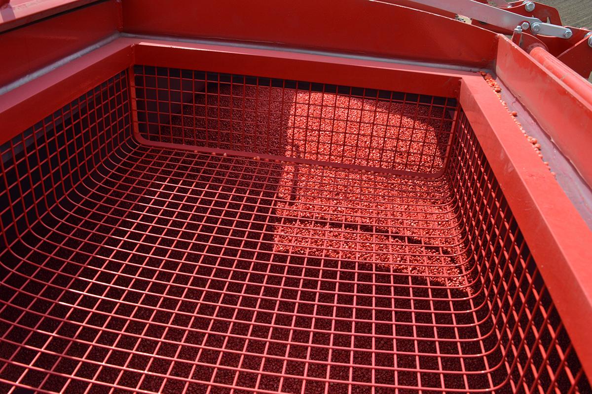 Бункер для насіння об'ємом 5000 л